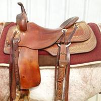 Reining and Cutting Saddles